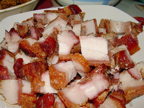Roast pork recipe chinese food recipes serve and enjoy this chinese food recipe roast pork forumfinder Choice Image