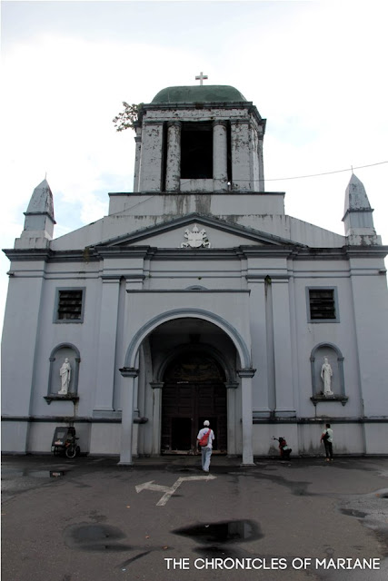 legazpi cathedral