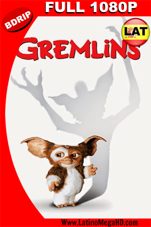 Gremlims (1984) Latino Full HD BDRIP 1080P (1984)