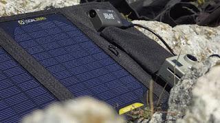 Camping Solar Panel