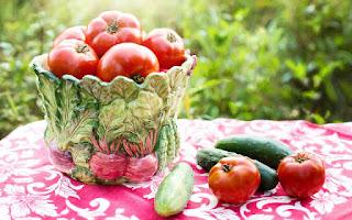 Para bajar de peso hay que consumir vegetales y hortalizas