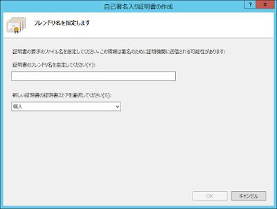 SSL Self Signed Certificates