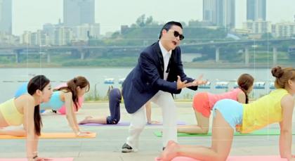 gangnam style saat ini semakin dikenal dunia setelah video psy gangnam ...