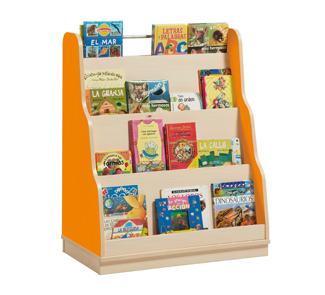 L eme un cuento para disfrutar no para aprender for Mueble libreria infantil