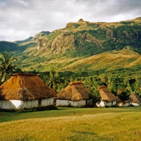 Hut Fiji
