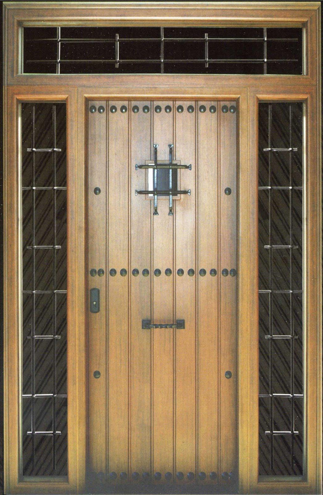 Aluminio y pvc en aranjuez y alrededores alumifrank fco molina puertas blindadas o de - Puertas de chalet ...