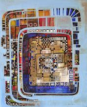 Dédale - 61 x 50 cm - 2013