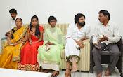 Pawan Kalyan meets Srija n family-thumbnail-17