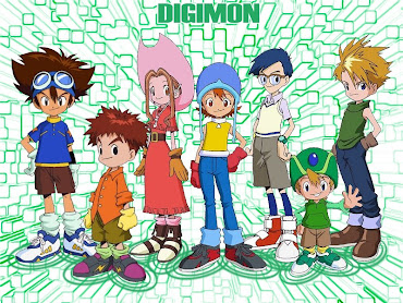 #14 Digimon Wallpaper