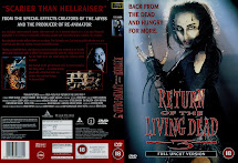 Dvd And Vhs Covers Return Of Living Dead 3 Cover