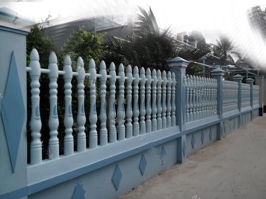 Kết quả hình ảnh cho Hàng rào Trúc Sen mang đậm phong cách Á Đông