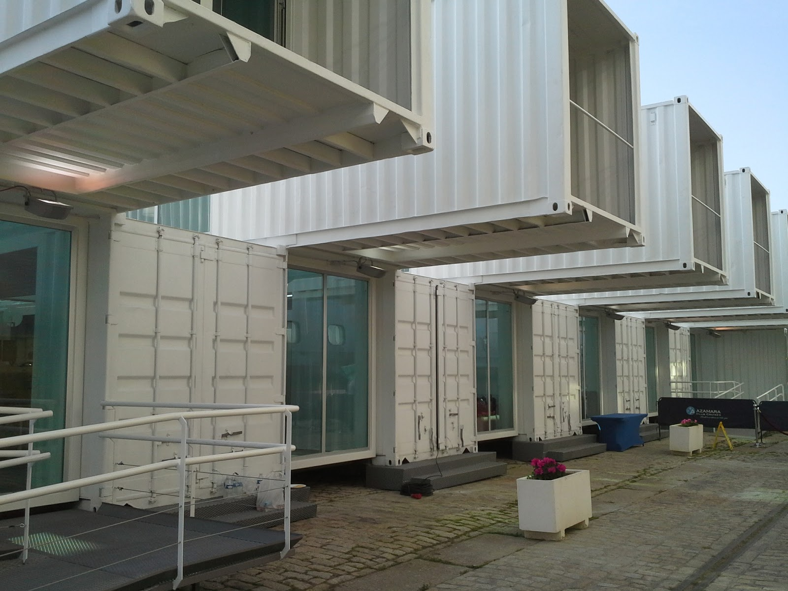 Tercera piel contenedores habitables abril 2013 for Containers habitables