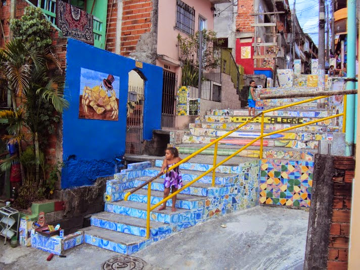 Escadaria Mocidade Alegre- 2010
