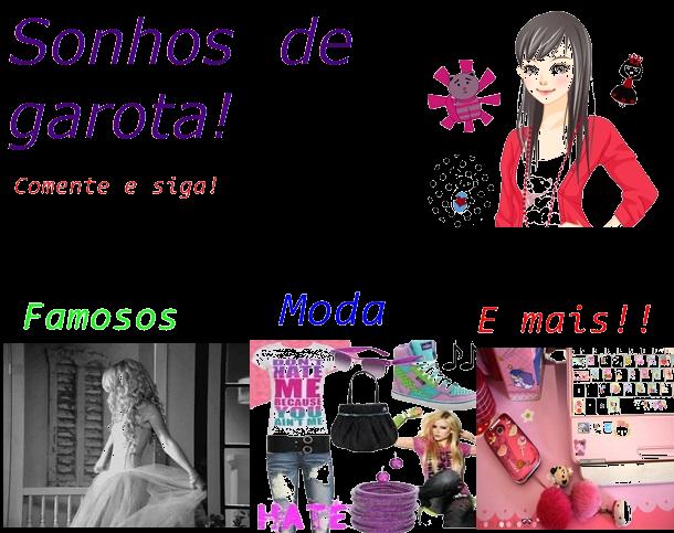 Sonhos de garota