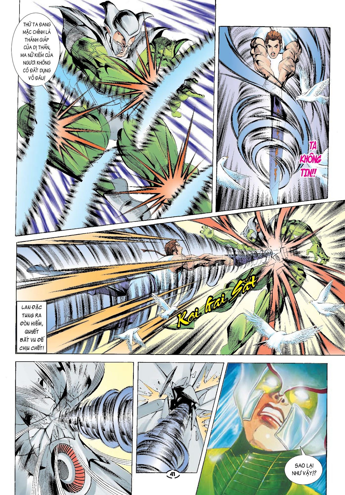 Đại Kiếm Sư Chap 32 - Trang 5