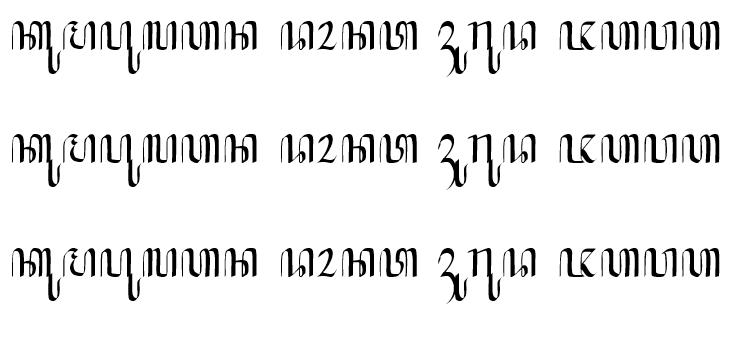 Font Aksara Jawa