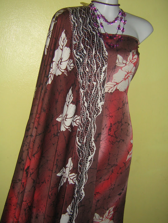 BR 798A: BATIK MATCHING, 2M+2M
