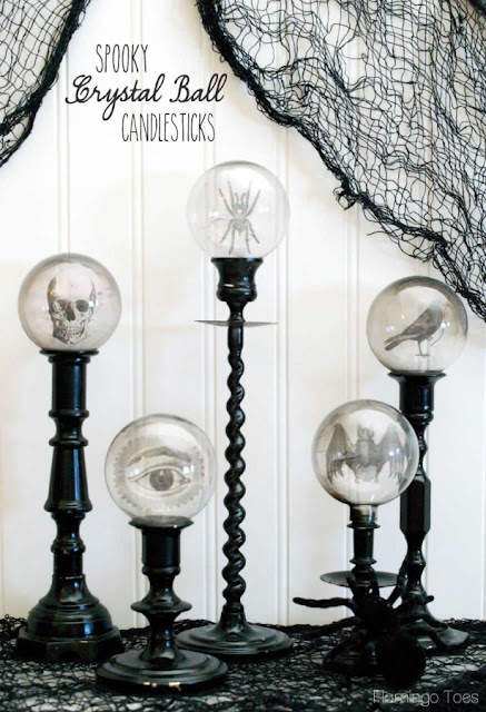http://www.flamingotoes.com/2013/10/spooky-crystal-ball-halloween-candlesticks/