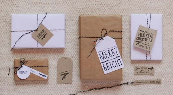 10 Free Christmas Gift Tags to Print