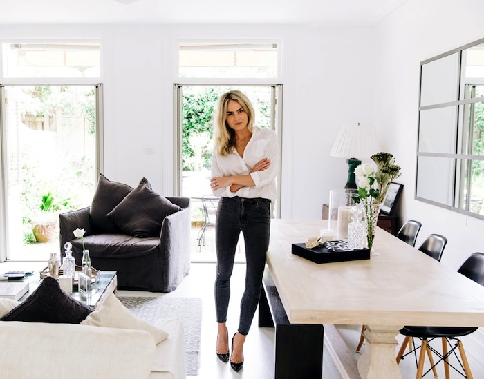 Decor inspiration at home with fashion blogger brooke - Home decor blogs ...