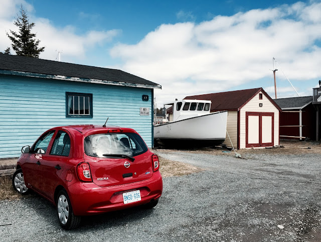 2015 Nissan Micra S red