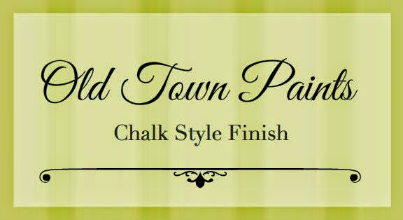 Old Town Paints Chalk Style Finish Paint