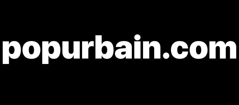 POPURBAIN.com