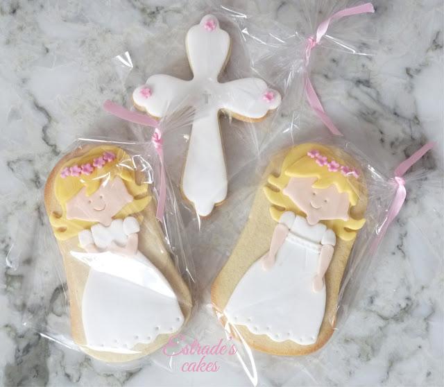 galletas de Primera Comunión, cruces 6