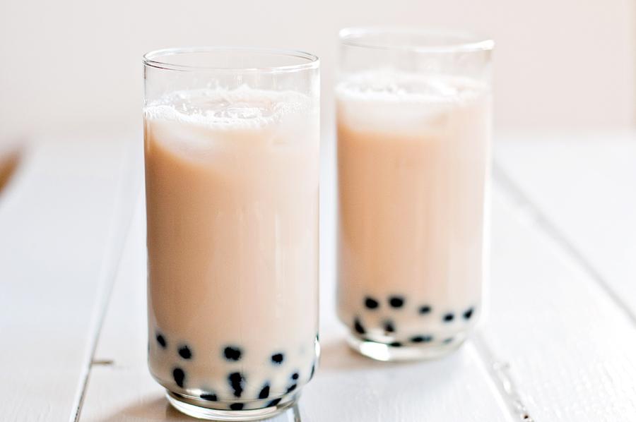 cup of Mai: Milk Tea Boba