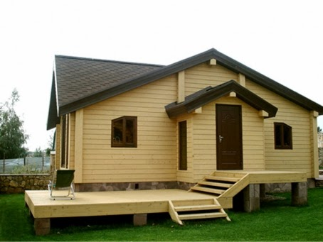 desain rumah kayu, contoh rumah kayu, model rumah kayu
