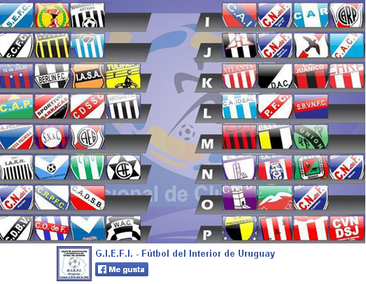 Futbol del Interior
