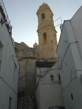 campanile della chiesa madre