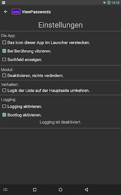 ViewPasswords 3.7.0 APK for Android