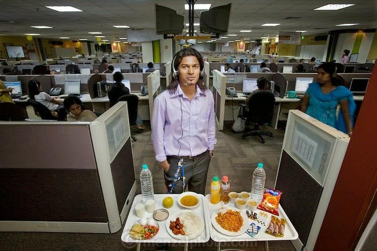 comida alrededor del mundo india