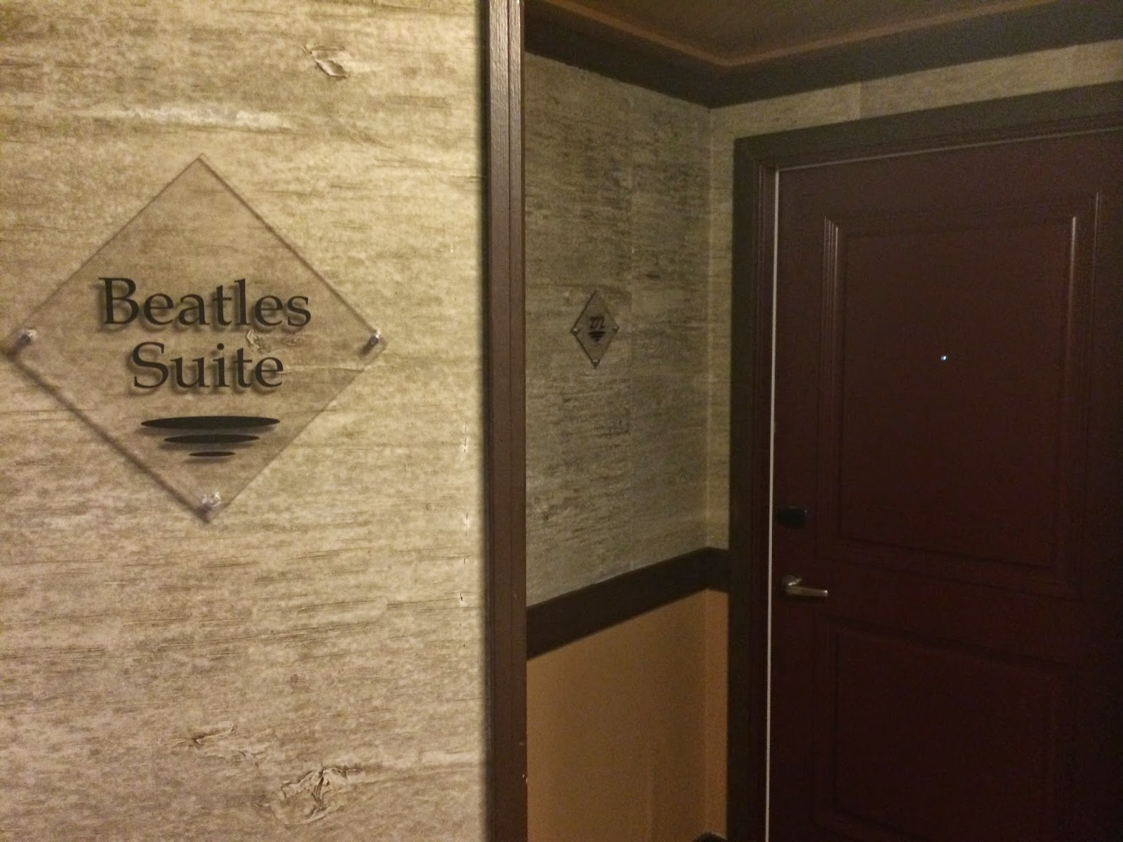 Edgewater Hotel Beatles Suite