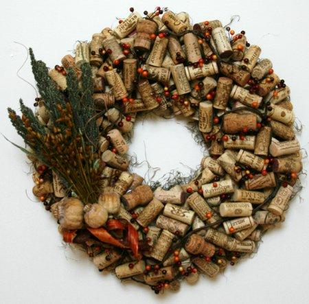 Marzua ideas de decoraci n con corchos de vino for Decoracion con corchos