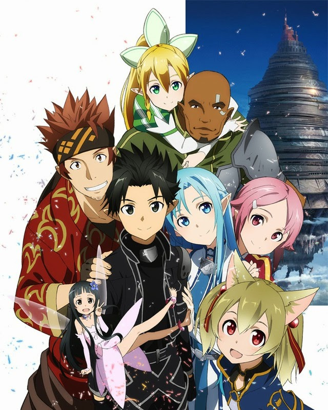 Phim Sword Art Online 2-Sword Art Online 2 phần 2 tập 15 Vietsusb