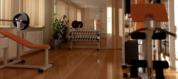 Singapore home gym get your featured in