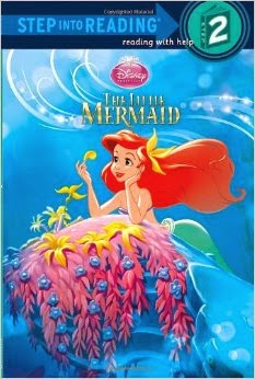 The Little Mermaid: Step Into Reading by Ruth Homberg
