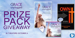 contests, Grace unplugged