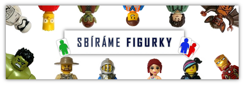 Sbíráme figurky | LEGO® minifigurky - recenze, tipy, zajímavosti
