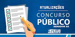 CONCURSO PÚBLICO - ATUALIZAÇÕES