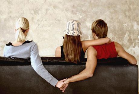 mengakhiri perselingkuhan