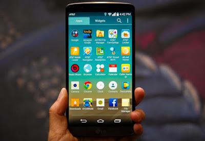 LG G3 HP Android Tercanggih Di Indonesia