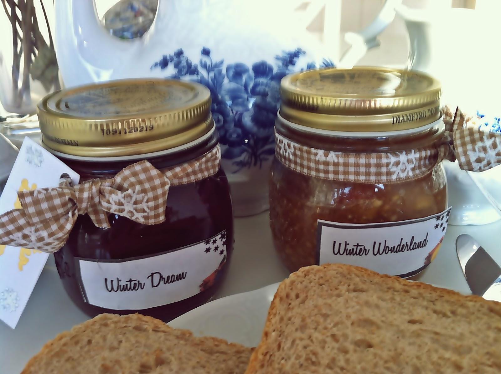 selfmade jams