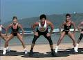 Rutina ejercicios faciles para adelgazar