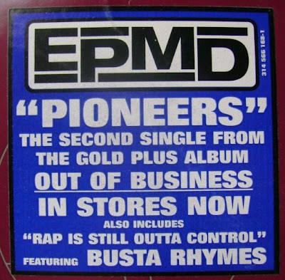 EPMD – Pioneers / Rap Is Still Outta Control (VLS) (1999) (192 kbps)