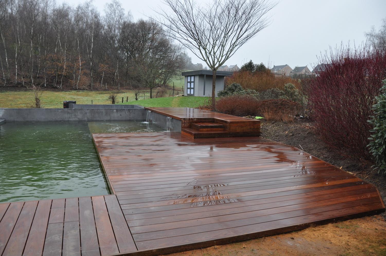 Baln aris baignades naturelles bioteich for Col de bavella piscine naturelle