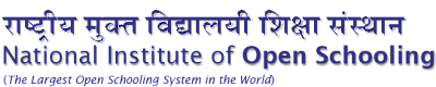 nios online admission for class 0th & 12th