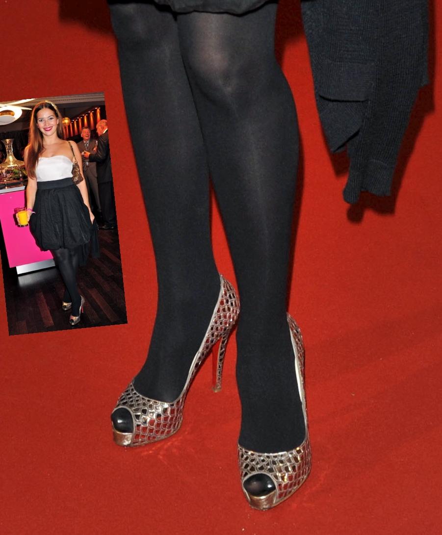 In fashion pantyhose laura